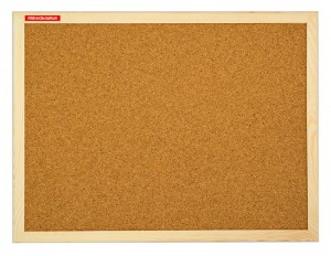 Tablica korkowa 70x50 MEMOBOARDS