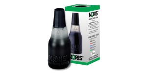 Tusz do stempli 25 ml NORIS 110S czarny