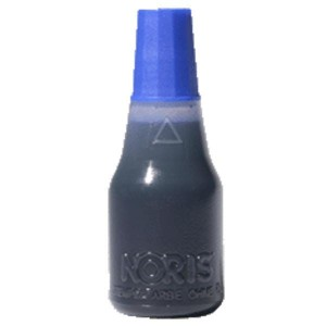 Tusz do stempli 25 ml NORIS 110S niebieski